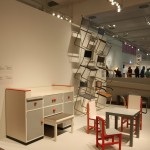 Bauhaus Archiv Berlin Sammlung Bauhaus Alma Buscher changing table 1924 Marcel Breuer tables chairs