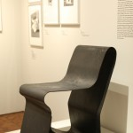 Bauhaus Archiv Berlin Sammlung Bauhaus Nathan Lerner One Piece Chair 1938 39