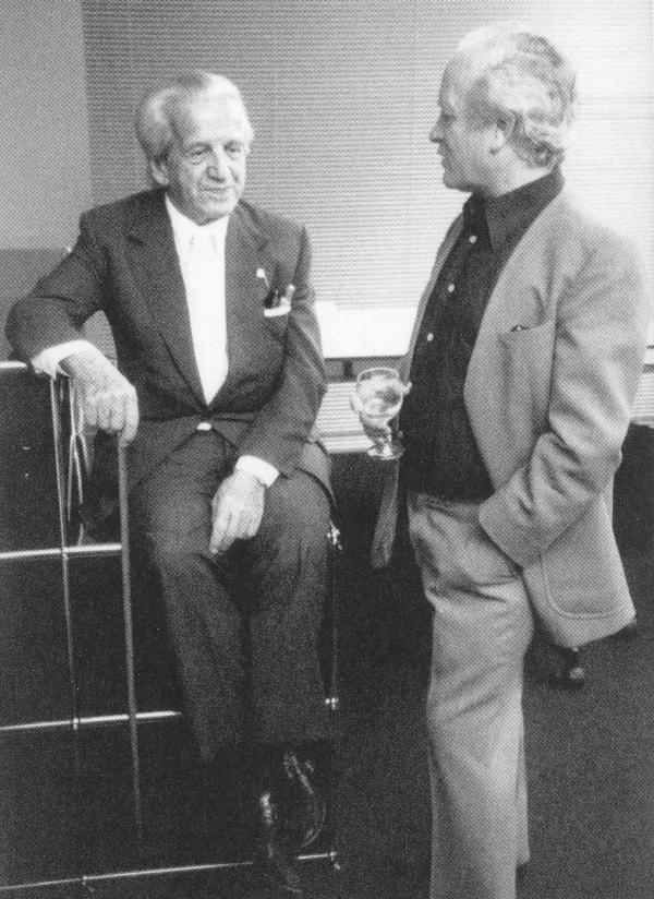 Konrad Wachsmann, Fritz Haller, USM