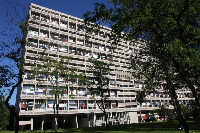 Le Corbusier Unité d Habitation Berlin