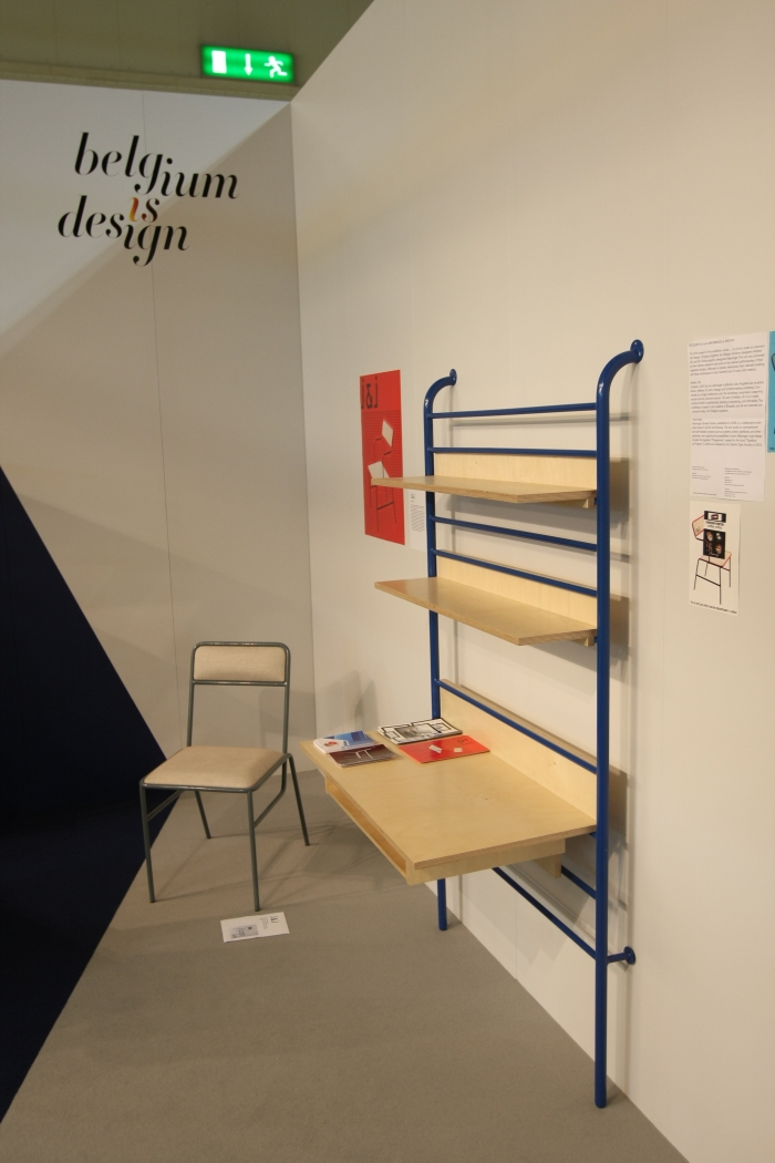 Smow blog compact milan 2015 special ateliers j j for Chaise bureau