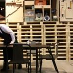 Belleville Chair by Ronan & Erwan Bouroullec for Vitra, as seen at Milan Furniture Fair 2015