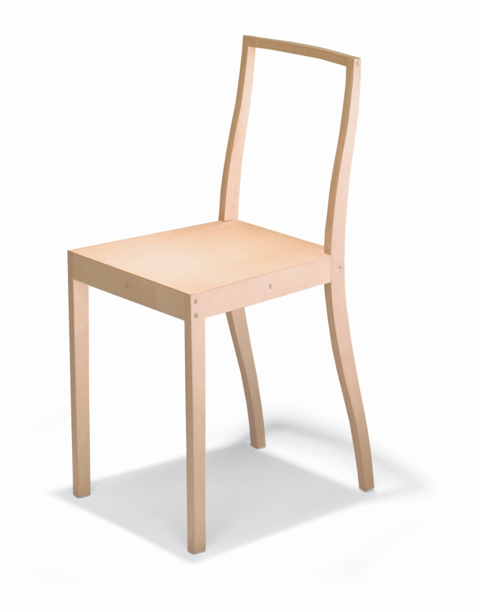 Plywood Chair by Jasper Morrison for Vitra, part of Jasper Morrison - Thingness