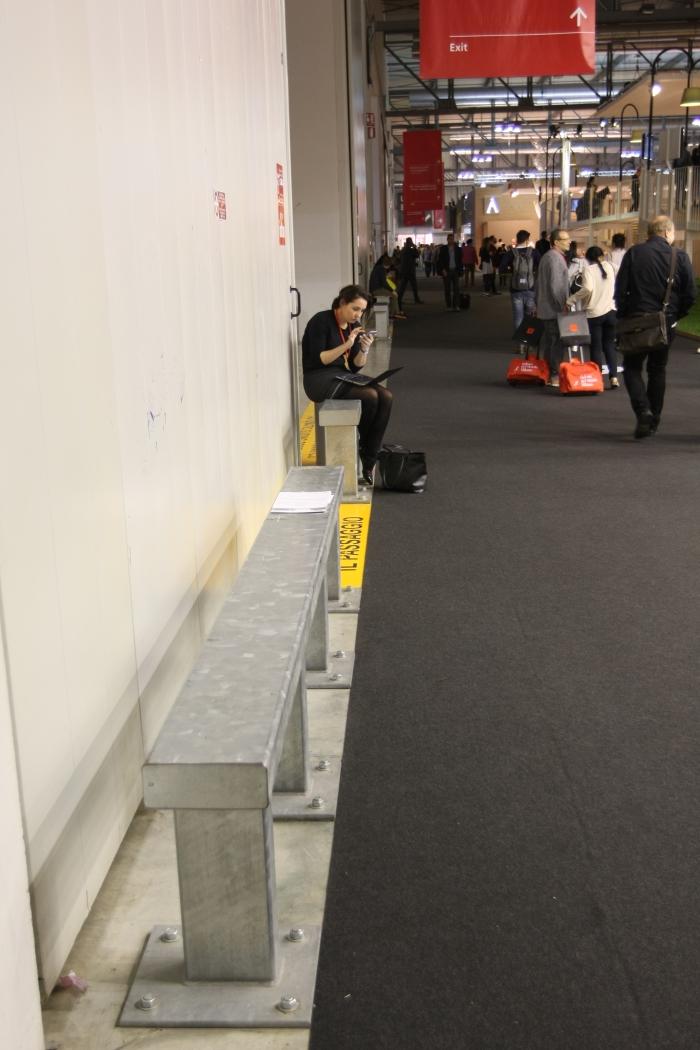Milan Furniture Fair Seat 101