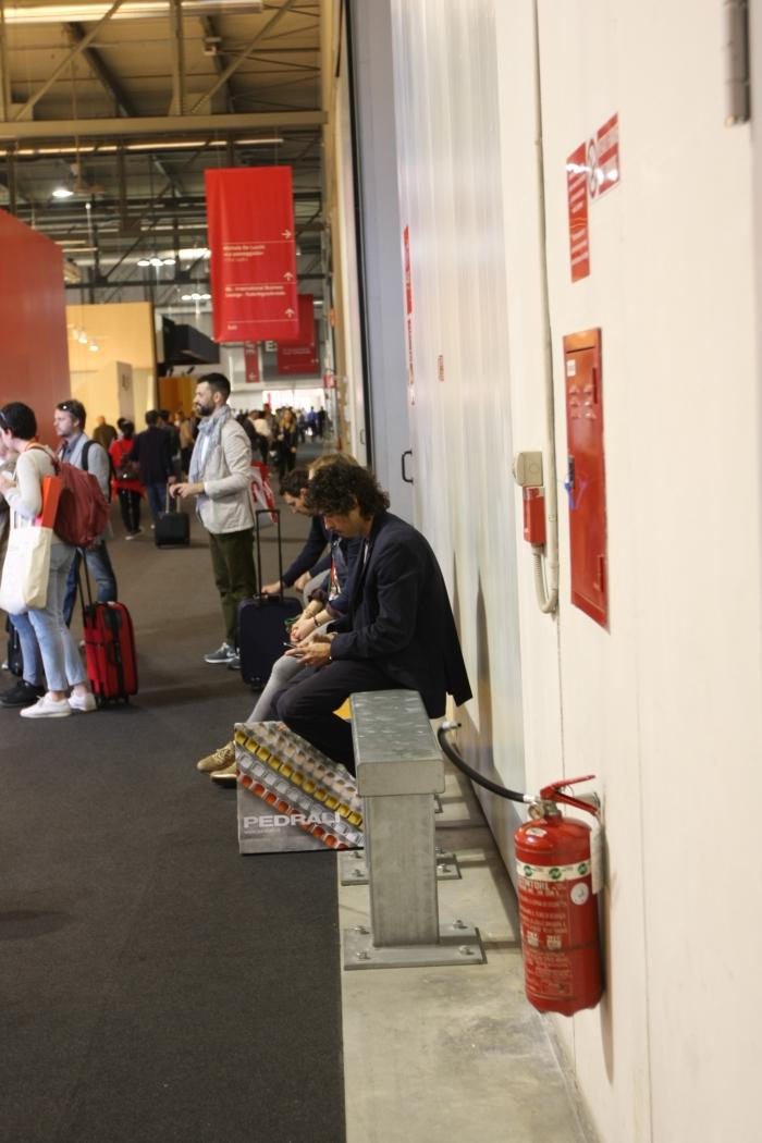 Milan Furniture Fair Seat 102
