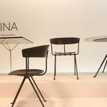 Officina chair by Ronan & Erwan Bouroullec for Magis, as seen at Milan Furniture Fair 2015