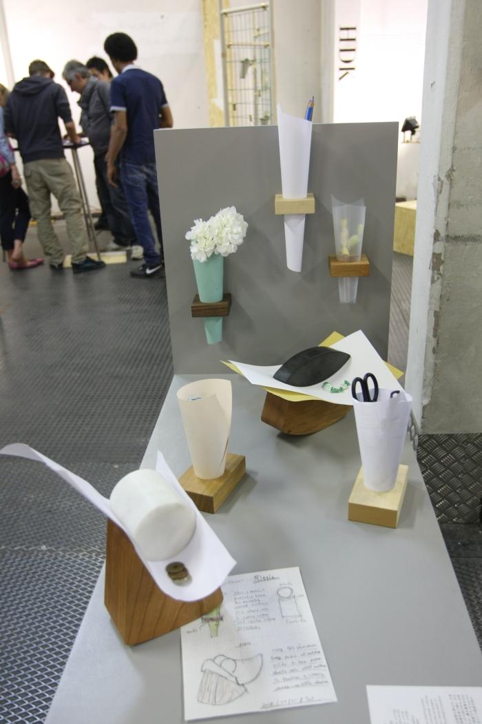 Ripple by Hiroyuki Ikeuchi, as seen at Ventura Lambrate, Milan 2015
