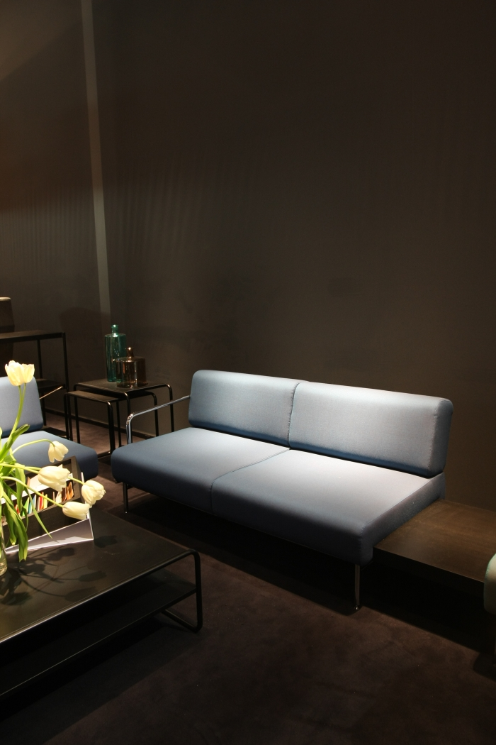 Thonet Programme S 650 Sabine Hutter, as seen at Milan Furniture Fair 2015