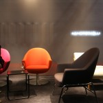 Programme S 830 by Emilia Becker for Thonet, as seen at Milan Furniture Fair 2015