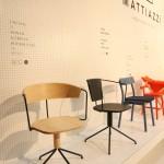 Uncino chair by Ronan & Erwan Bouroullec for Mattiazzi, as seen at Milan Furniture Fair 2015