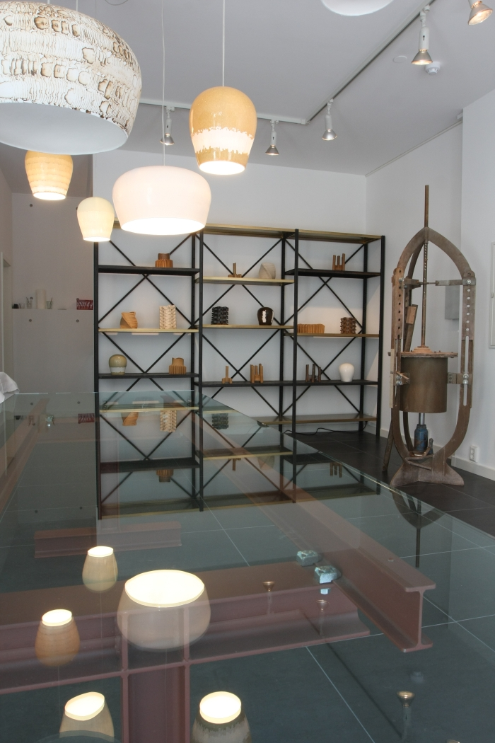 Floris Wubben - Low Tech Crafts at DAD Galerie Berlin