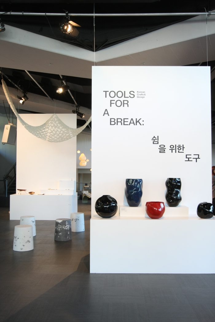 Tools for A Break Korean Crafts and Design at Orangelab Berlin