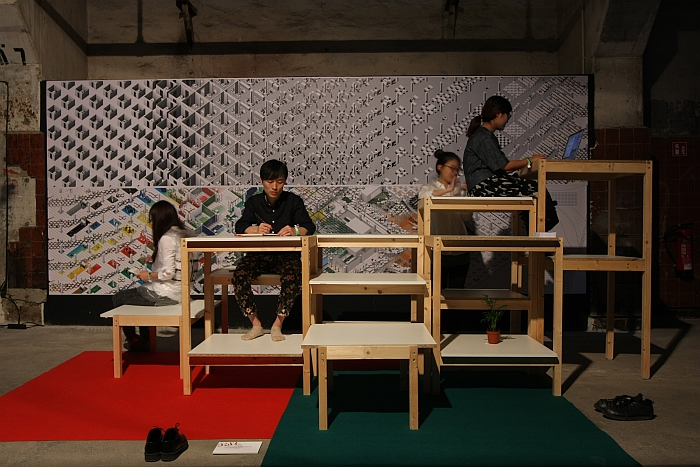 DMY Berlin 2015 The Shrinking Office Project by Roy Yin