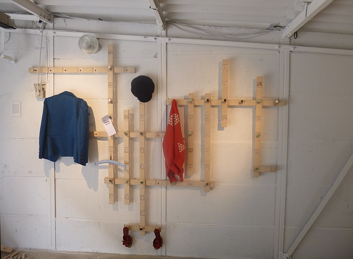 Garderobe7 by Juliane Huhn Burg Giebichenstein Halle Summer Exhibition 2015