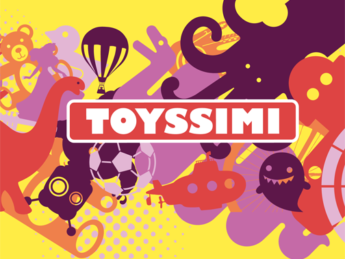 TOYSSIMI. 100 Kids + 100 Designer = 100 extraordinary toys and more at the Triennale Design Museum Milan Italy