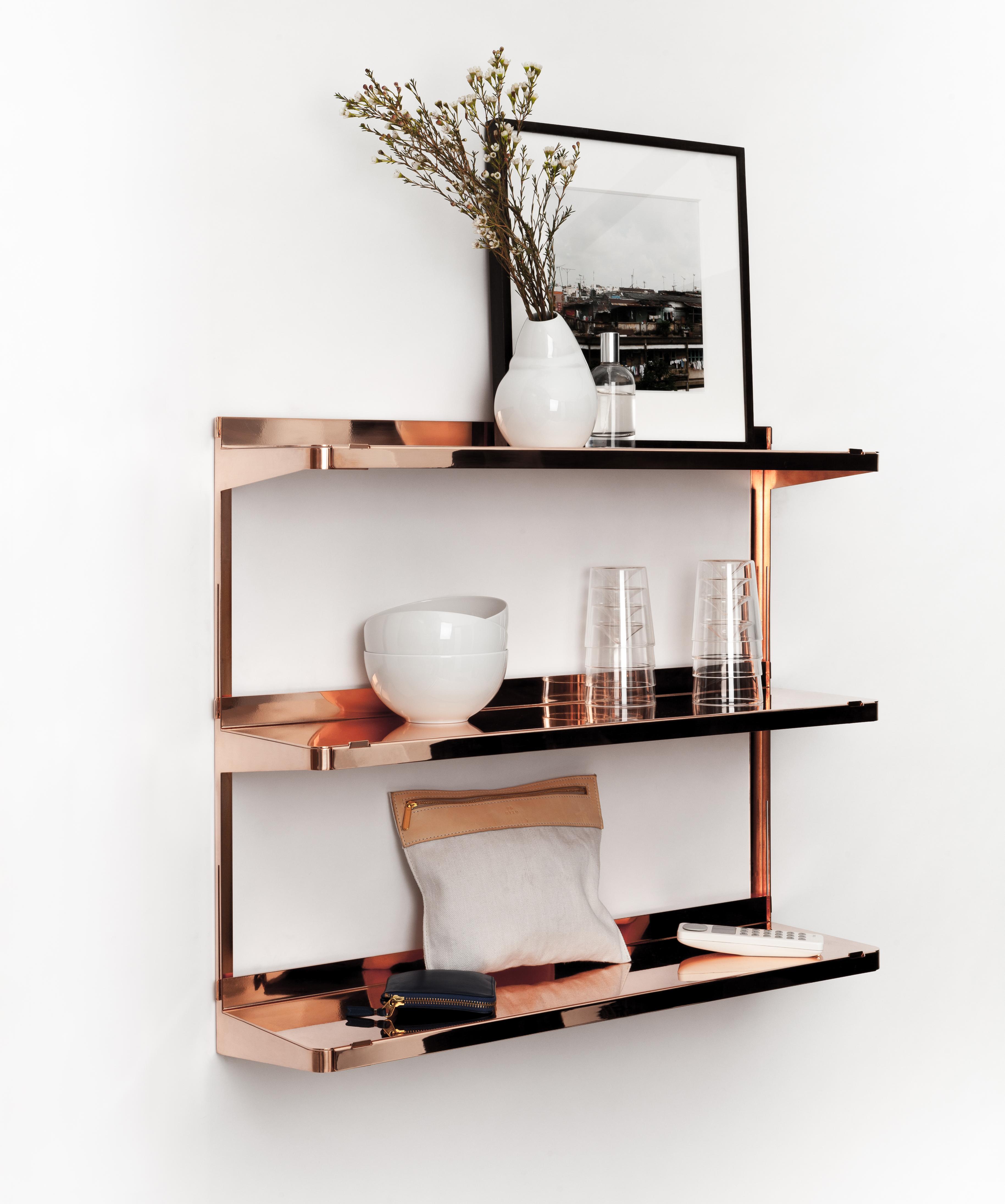 NEW TENDENCY Sigurd Larsen CLICK shelf copper