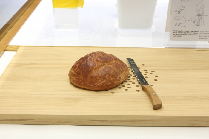 bread crumbs by curro claret the bread board end