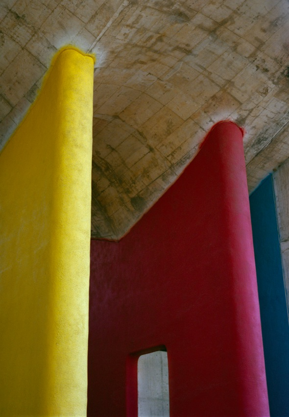 Margret Hoppe Le Corbusier High Court IV Chandigarh