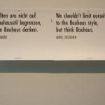 The legacy of Bauhaus according to MIRO, as seen at, The Bauhaus #itsalldesign, Vitra Design Museum