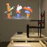 The Mechanical Ballet meets Marcel Breuer's ti 1a chair, as seen at, The Bauhaus #itsalldesign, Vitra Design Museum