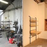 Behind all good furniture.... a good workshop! Ateliers J&J, Brussels