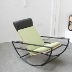 The new rocking chair from Ateliers J&J