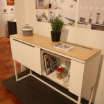 Schnittstelle by Christine Zimmer, as seen at the Kölner DESIGN Preis 2015 exhibition