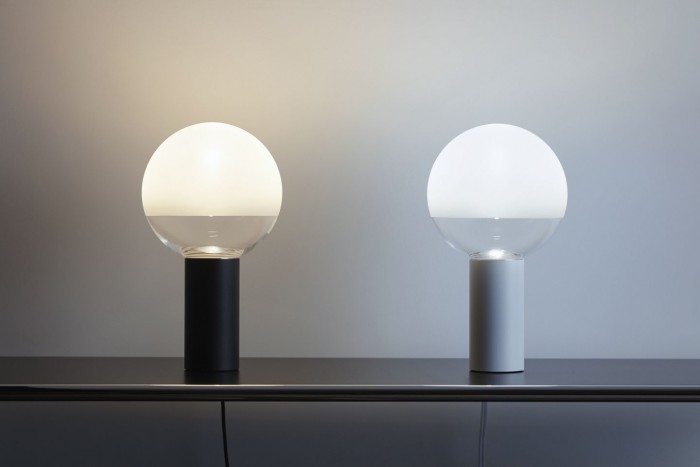 KUULA table lamp by Uli Budde for Thonet & Oligo