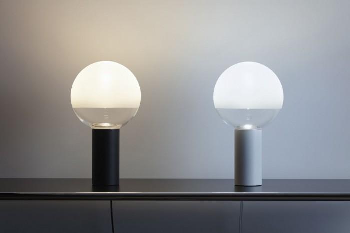KUULA table lamp by Uli Budde for Thonet & Oligo