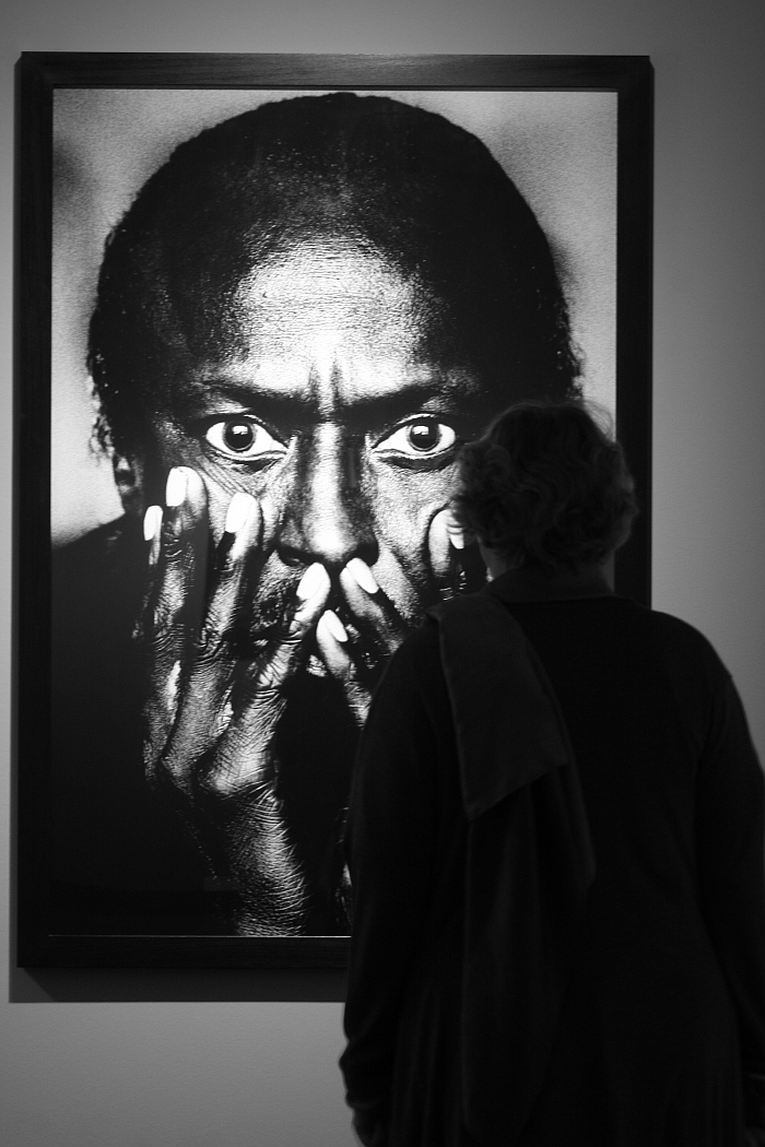 Up close with Miles Davis @ Anton Corbijn - Hollands Deep & 1-2-3-4, C/O Berlin