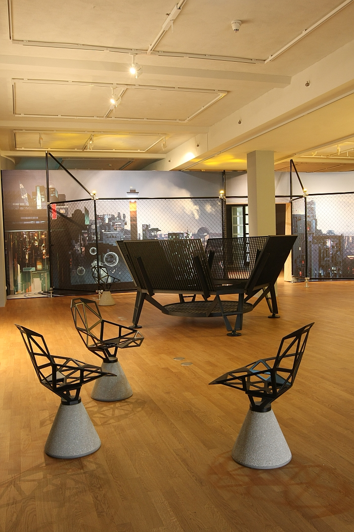 The Public Space, as seen at Konstantin Grcic – Panorama, Grassi Museum for Applied Arts Leipzig