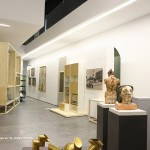 Burg Giebichenstein Kunsthochschule Halle: classic art meets applied art meets design