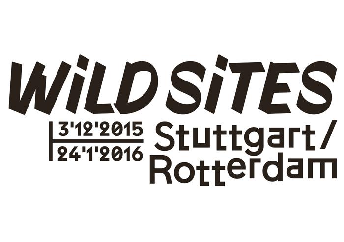 Wild sites . Thomas Rustemeyer Wilde orte in Rotterdam und Stuttgart at the Architekturgalerie am Weißenhof, Stuttgart
