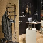 Bazar by Steffen Kehrle as free standing and wall mounted version, as seen at Richard Lampert @ IMM Cologne 2016