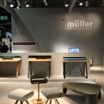 Müller Möbelfabrikation @ IMM Cologne 2016