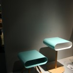The side tables LO12 & LH12 by Jan Armgardt for Müller Möbelfabrikation, as seen at IMM Cologne 2016