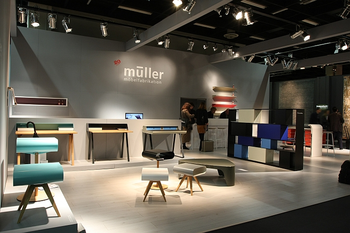 Imm Colgne imm cologne 2016 müller möbelfabrikation smow