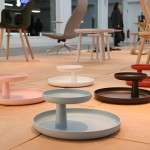 Rotary Tray by Jasper Morrison for Vitra, as seen at the exhibition A&W Designer of the Year 2016 - Jasper Morrison, Passagen Cologne