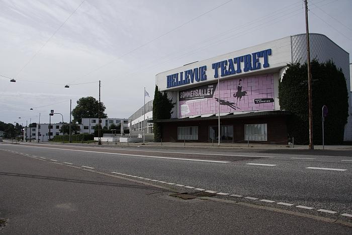 Arne Jacobsen Bellevue Teatret