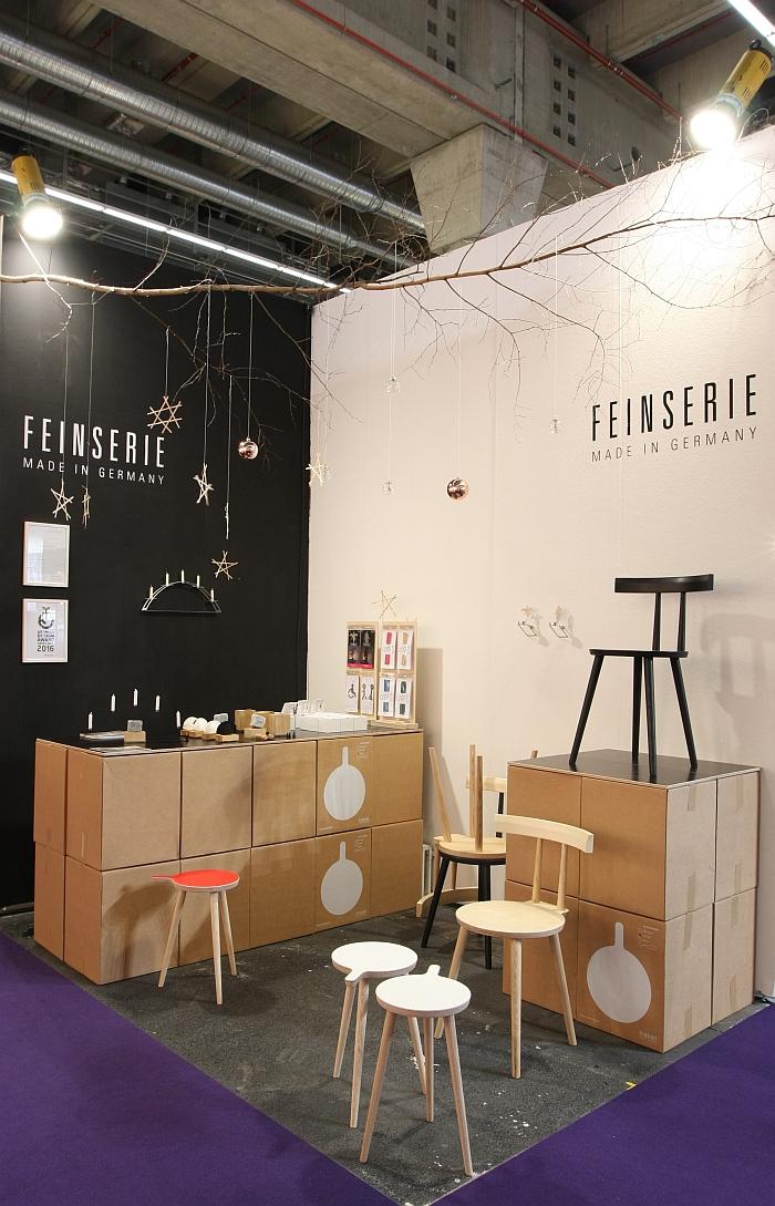 Feinserie at Ambiente Frankfurt 2016