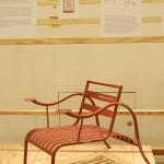 Thinking Mans Chair by Jasper Morrison, as seen at Thingness, Museum für Gestaltung Zürich