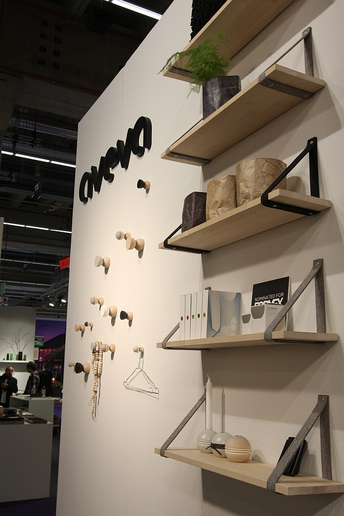 Wow Shelf by Aveva Design, as seen at Ambiente Frankfurt 2016