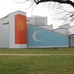 The Vitra Design Museum Weil am Rhein à la Alexander Girard