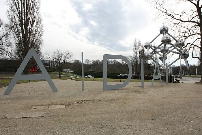 Art & Design Atomium Museum, ADAM, Brussels
