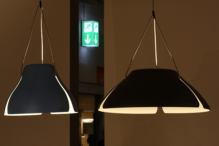 Ginkgo by Tim Brauns/e27, as seen at Light + Building Frankfurt 2016