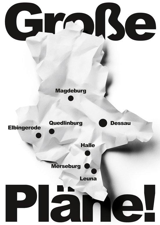 Big Plans! Modern Figures, Visionaries, and Inventors. Applied Modernism in Saxony-Anhalt 1919-1933 at Bauhaus Dessau, Dessau
