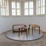 Works by Lars Dahlitz, as seen at Offspring, GALERIE Angewandte Kunst Schneeberg