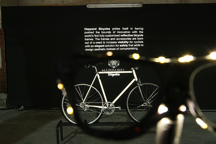 Happarel Bicycles, as seen at DMY Berlin 2016. On