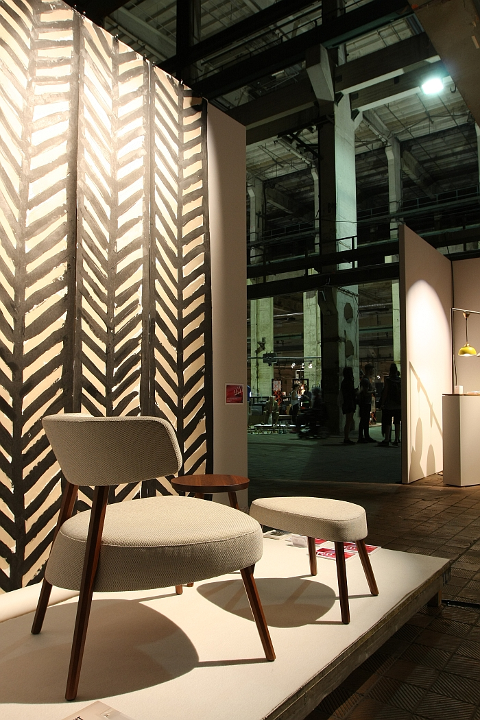 Marlon Lounge Chair by Alexander Rehn for Axel Veit, as seen at DMY Berlin 2016