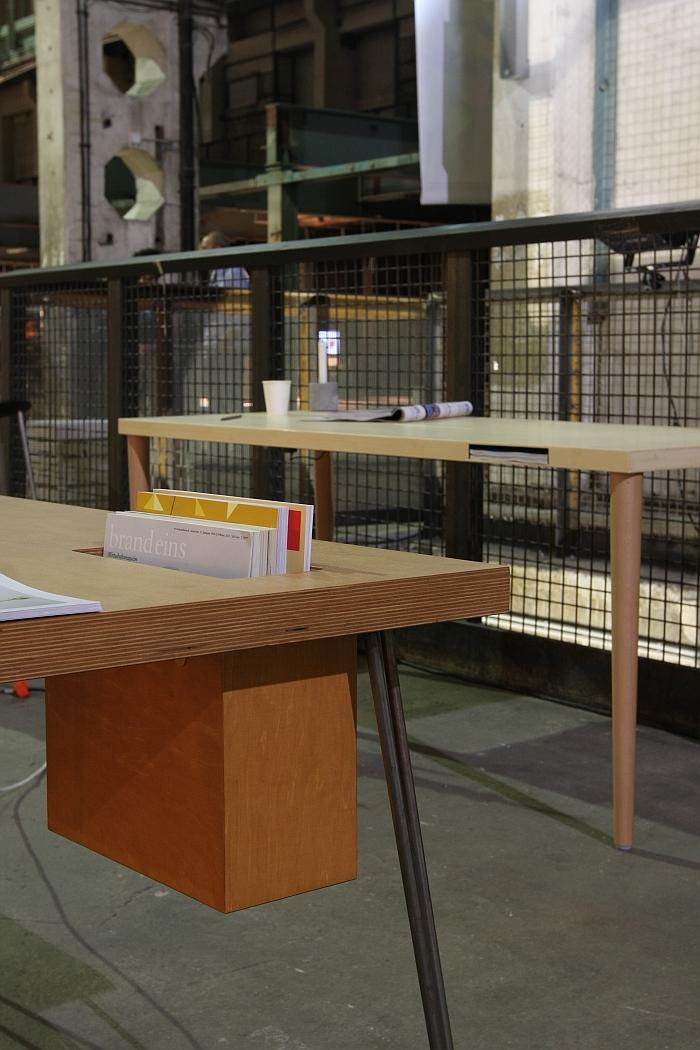 Prjcts Modular Desk, as seen at DMY Berlin 2016
